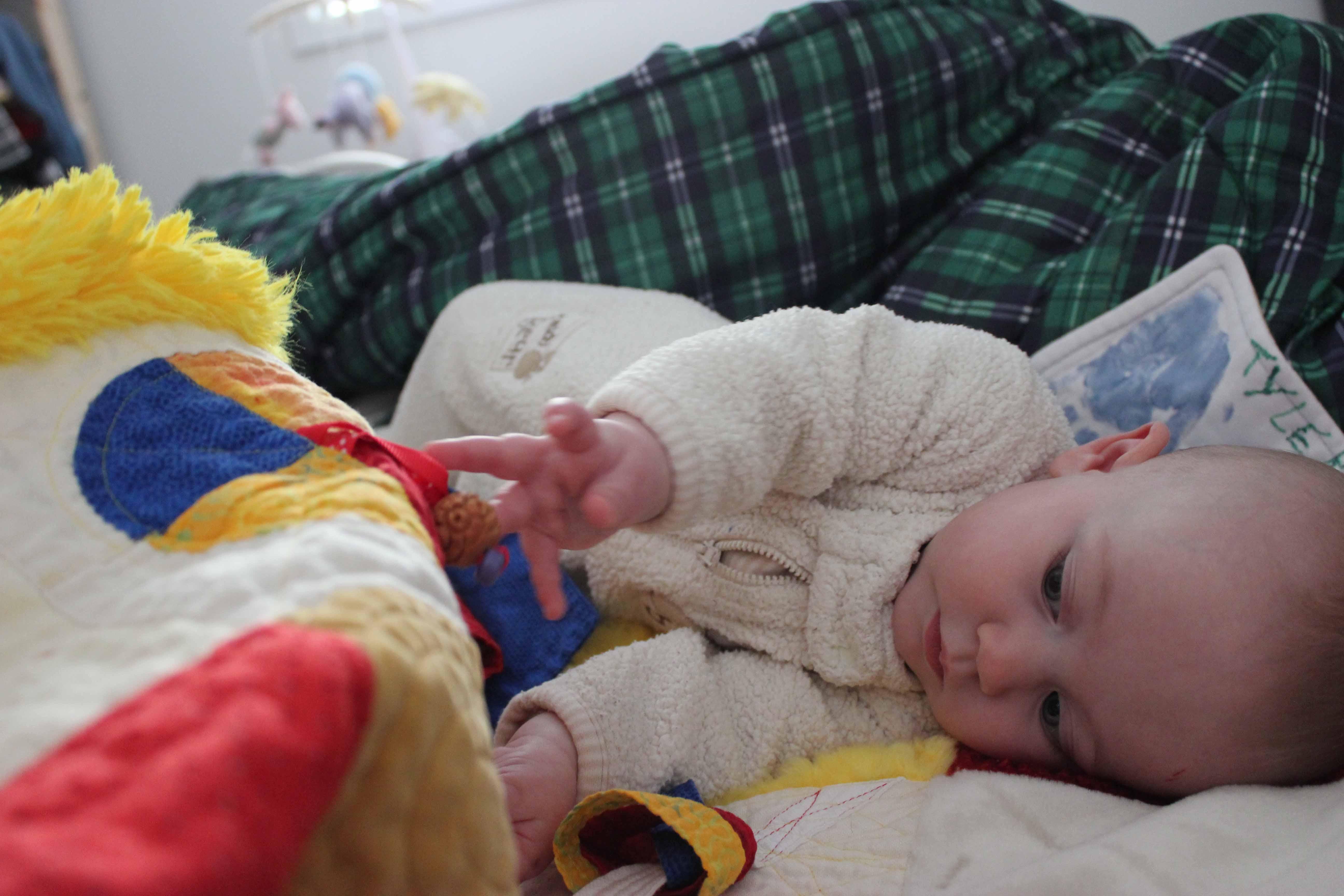 Blanket play